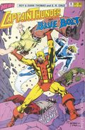 Captain Thunder and Blue Bolt (1987) 6