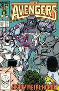 Avengers (1963 1st Series) 289