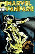 Marvel Fanfare (1982 1st Series) 38