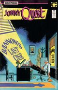 Jonny Quest (1986 Comico) 18
