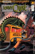 Jonny Quest (1986 Comico) 21