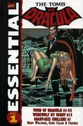 Essential Tomb of Dracula TPB (2003-2005 Marvel) 1-REP