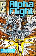 Alpha Flight (1983 1st Series) 57