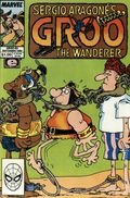 Groo the Wanderer (1985 Marvel) 43