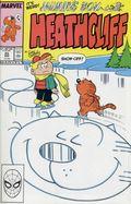 Heathcliff (1985-1991 Marvel/Star Comics) 23