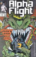Alpha Flight (1983 1st Series) 59