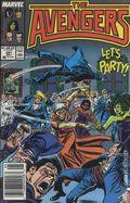 Avengers (1963 1st Series) 291