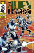 Alien Legion (1984 1st Series) 3