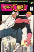 Jonny Quest (1986 Comico) 19