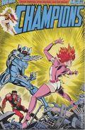 Champions (1987 Hero) 7