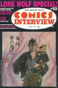 Comics Interview (1983) 52