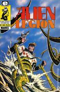 Alien Legion (1984 1st Series) 4