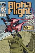 Alpha Flight (1983 1st Series) 63