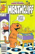 Heathcliff (1985-1991 Marvel/Star Comics) 27