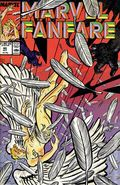 Marvel Fanfare (1982 1st Series) 40
