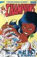 Champions (1987 Hero) 10