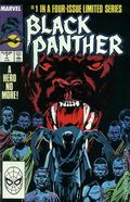 Black Panther (1988 Marvel Mini-Series) 1