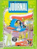 Comics Journal (1977) 123