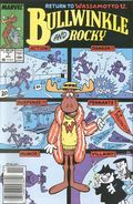 Bullwinkle and Rocky (1987 Marvel/Star Comics) 7