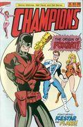 Champions (1987 Hero) 8