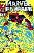 Marvel Fanfare (1982 1st Series) 39
