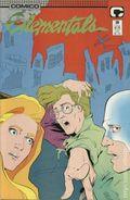 Elementals (1984 1st Series Comico) 28