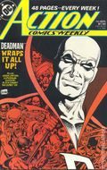 Action Comics (1938 DC) 625