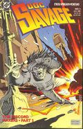 Doc Savage (1988 2nd DC Series) 5