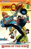 Jonny Quest (1986 Comico) 28