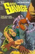 Doc Savage (1988 2nd DC Series) 4