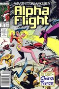 Alpha Flight (1983 1st Series) 69