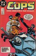 Cops (1988 DC) 8