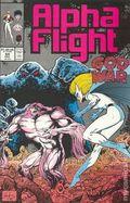Alpha Flight (1983 1st Series) 64