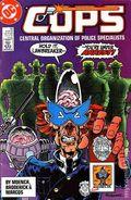 Cops (1988 DC) 10