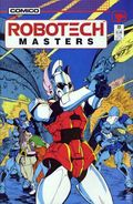Robotech Masters (1985) 22