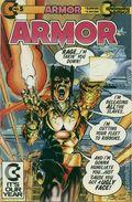 Armor (1985 1st Series) 5