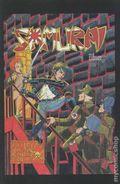 Samurai (1986 1st Series Aircel) 2A