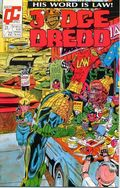 Judge Dredd (1986 Quality) 21/22