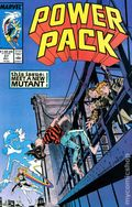 Power Pack (1984 1st Series) 37