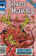 Silverhawks (1987 Marvel/Star Comics) 6