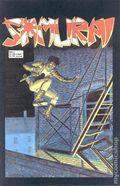 Samurai (1986 1st Series Aircel) 3