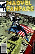 Marvel Fanfare (1982 1st Series) 42