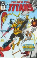New Teen Titans (1984 2nd Series) New Titans 41