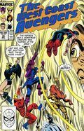 Avengers West Coast (1985) 32