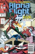 Alpha Flight (1983 1st Series) 68