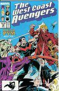 Avengers West Coast (1985) 36