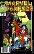Marvel Fanfare (1982 1st Series) 43