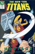 New Teen Titans (1984 2nd Series) New Titans 48