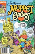 Muppet Babies (1985-1989 Marvel/Star Comics) 25