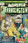 Frankenstein (1973 Marvel) 1